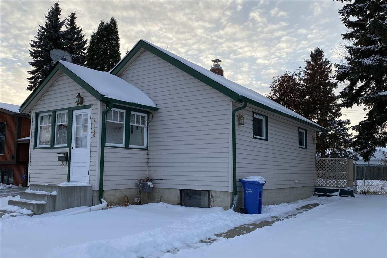House for sale at 4118 53 St Wetaskiwin Alberta - MLS: E4213542