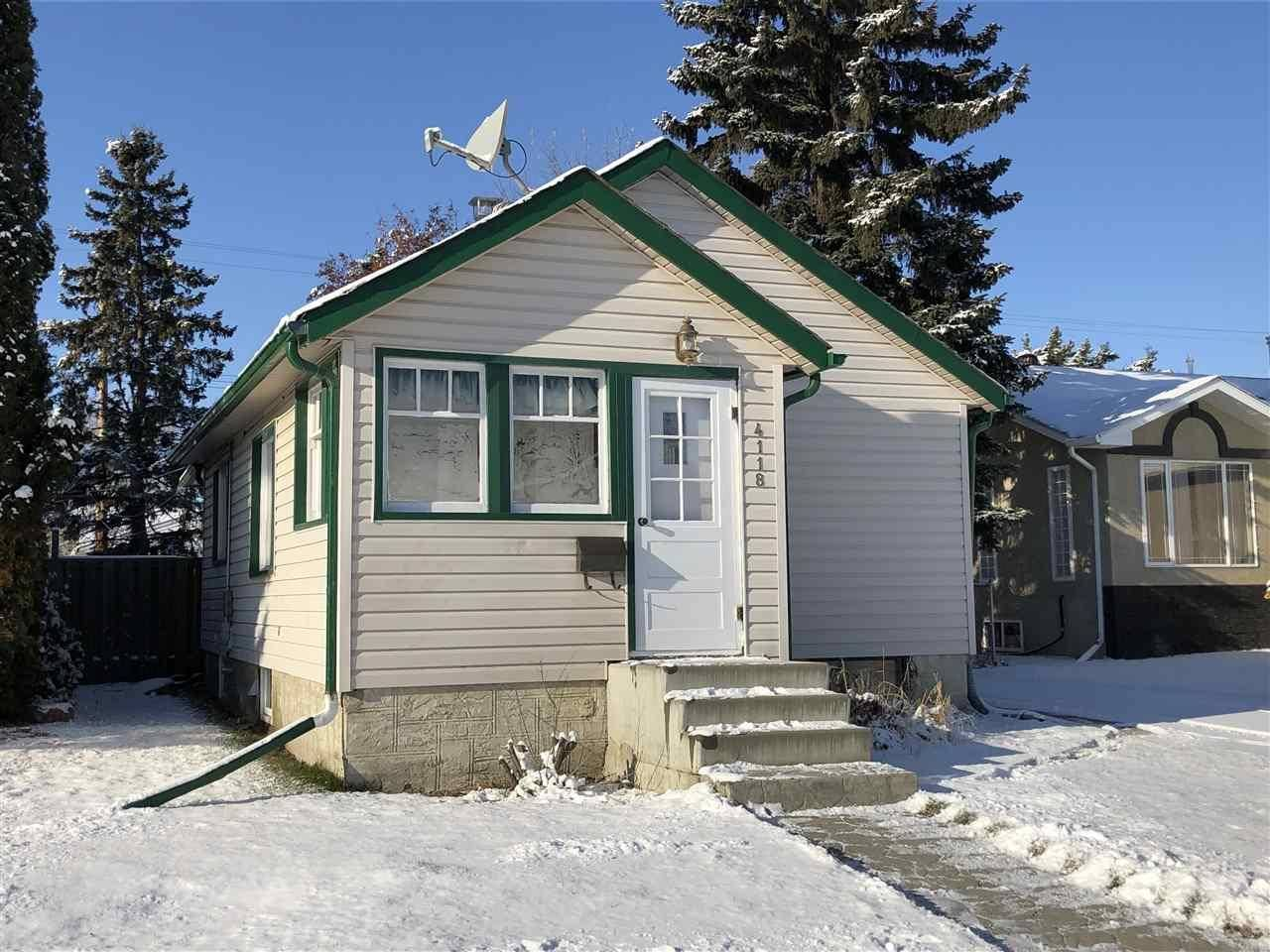 House for sale at 4118 53 St Wetaskiwin Alberta - MLS: E4175535