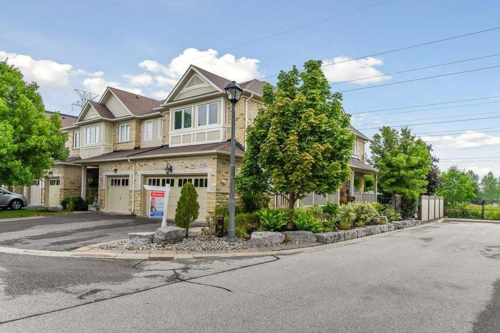 House for sale at 4118 Rawlins Common Burlington Ontario - MLS: H4084115
