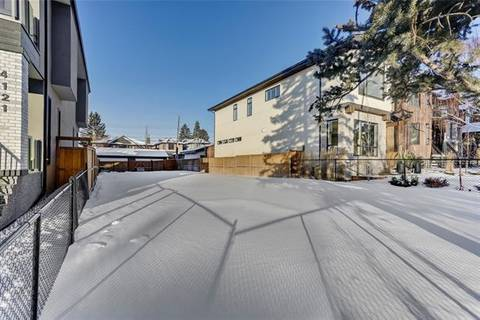 Home for sale at 4119 18 St Southwest Calgary Alberta - MLS: C4286310
