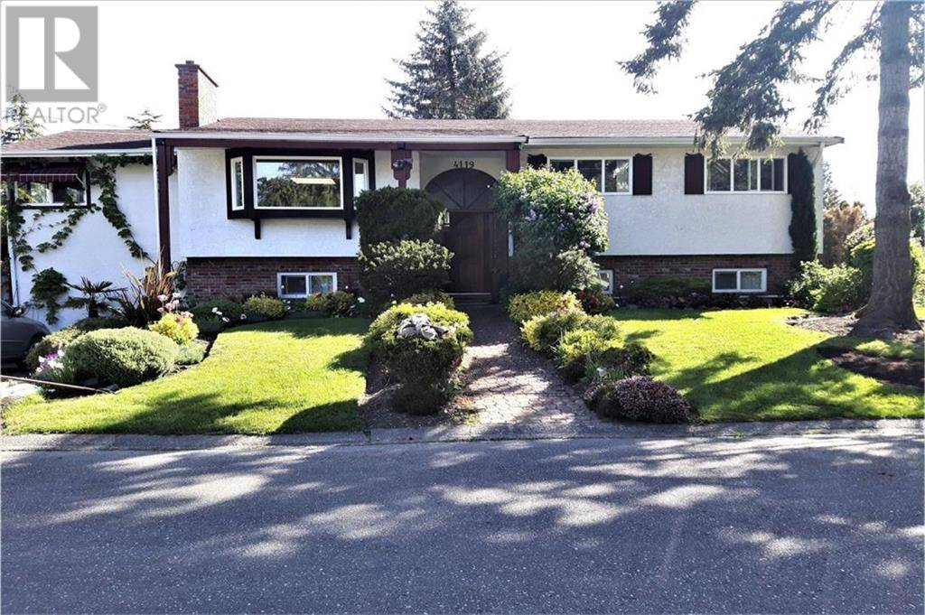 House for sale at 4119 Ambassy Pl Victoria British Columbia - MLS: 414741