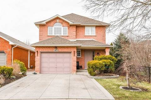 House for sale at 4119 Continental Dr Burlington Ontario - MLS: W4750746