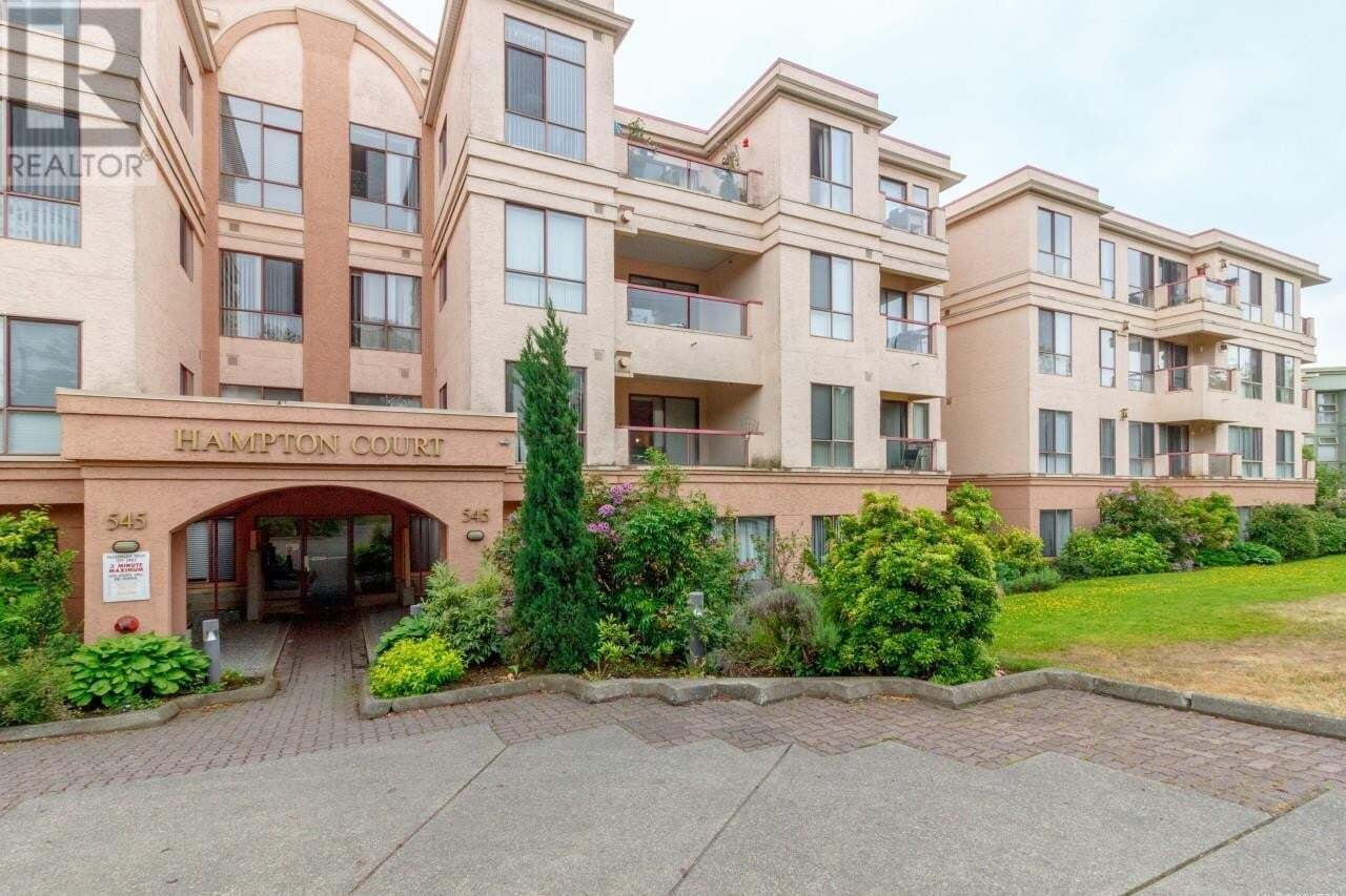 Condo for sale at 545 Manchester Rd Unit 412 Victoria British Columbia - MLS: 851732