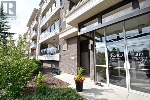 Condo for sale at 102 Kingsmere Pl Unit 412 Saskatoon Saskatchewan - MLS: SK776310