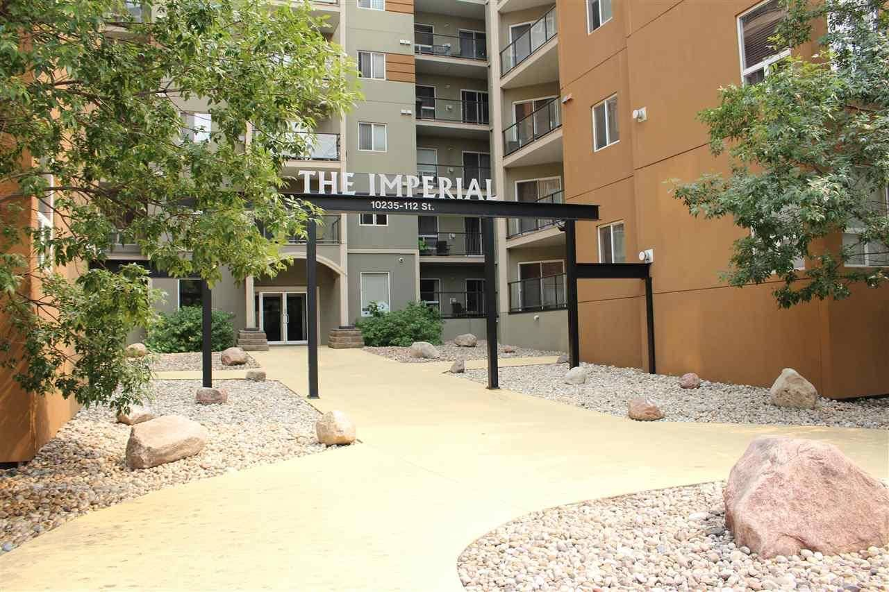 Condo for sale at 10235 112 St Nw Unit 412 Edmonton Alberta - MLS: E4167747