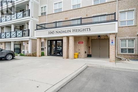 Condo for sale at 1045 Nadalin Ht Unit 412 Milton Ontario - MLS: 30741077