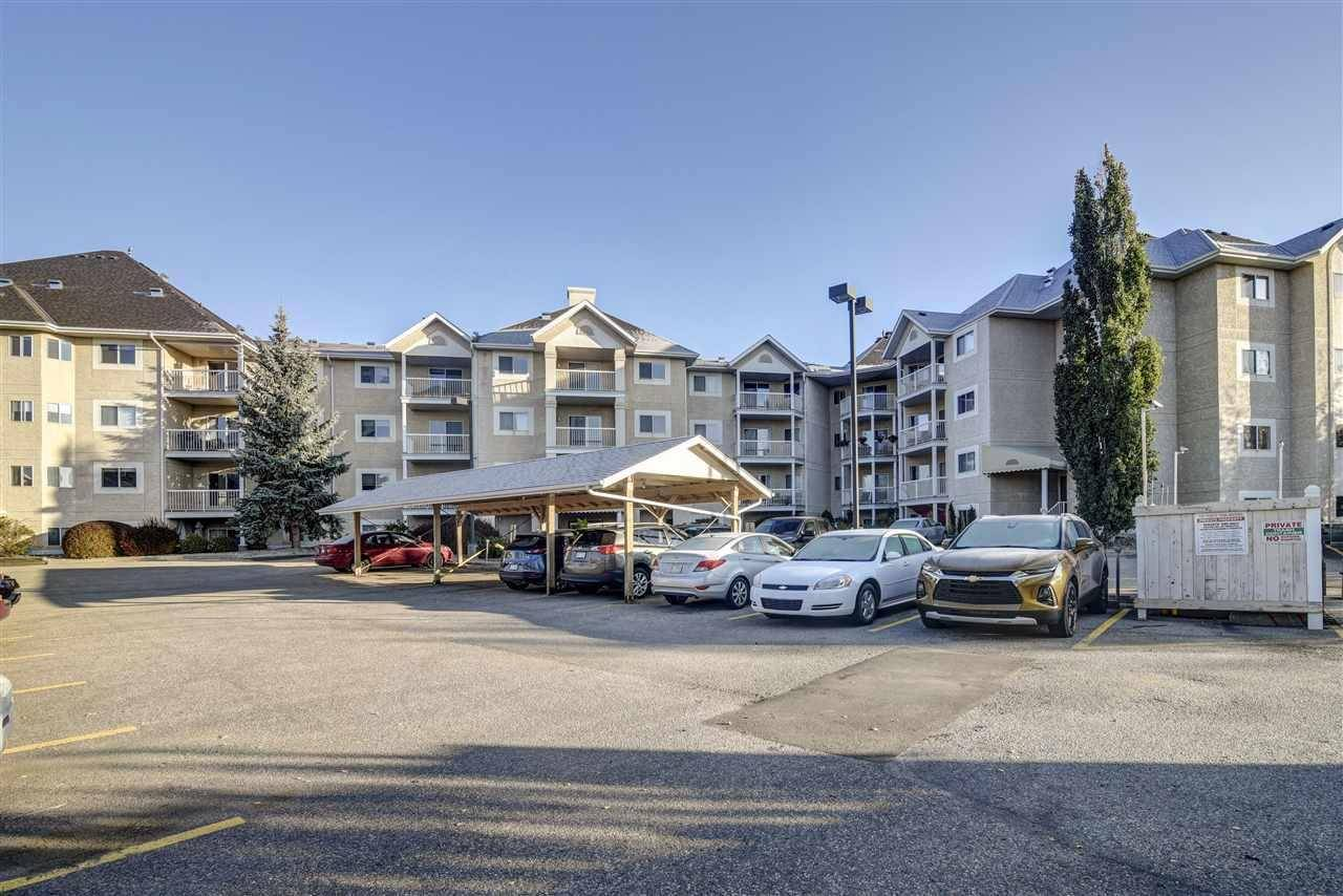 Condo for sale at 11620 9a Ave Nw Unit 412 Edmonton Alberta - MLS: E4176385