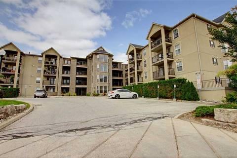 Condo for sale at 1421 Walkers Line Unit 412 Burlington Ontario - MLS: W4613010