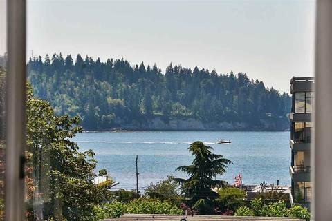 Condo for sale at 1425 Esquimalt Ave Unit 412 West Vancouver British Columbia - MLS: R2391250