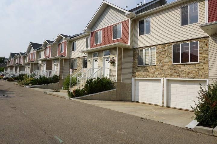 Townhouse for sale at 178 Bridgeport Blvd Unit 412 Leduc Alberta - MLS: E4163797