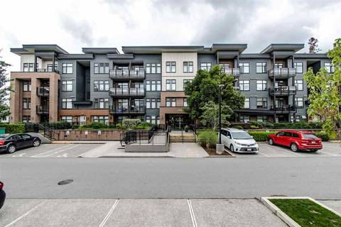 Condo for sale at 20062 Fraser Hy Unit 412 Langley British Columbia - MLS: R2398264
