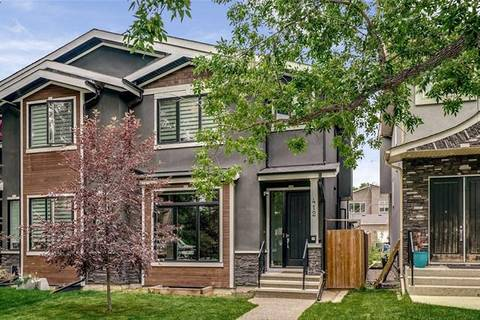 Townhouse for sale at 412 23 Ave Northwest Calgary Alberta - MLS: C4258735