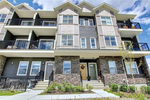 Townhouse for sale at 250 Fireside Vw Unit 412 Cochrane Alberta - MLS: C4299814