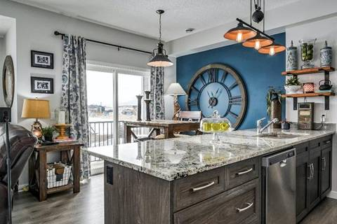 Townhouse for sale at 250 Fireside Vw Unit 412 Cochrane Alberta - MLS: C4284854