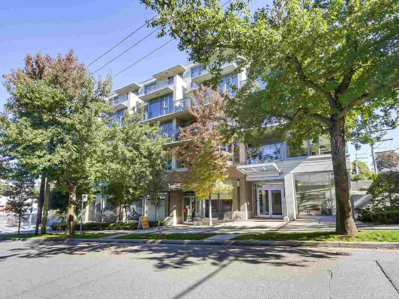 Sold: 412 - 2520 Manitoba Street, Vancouver, BC