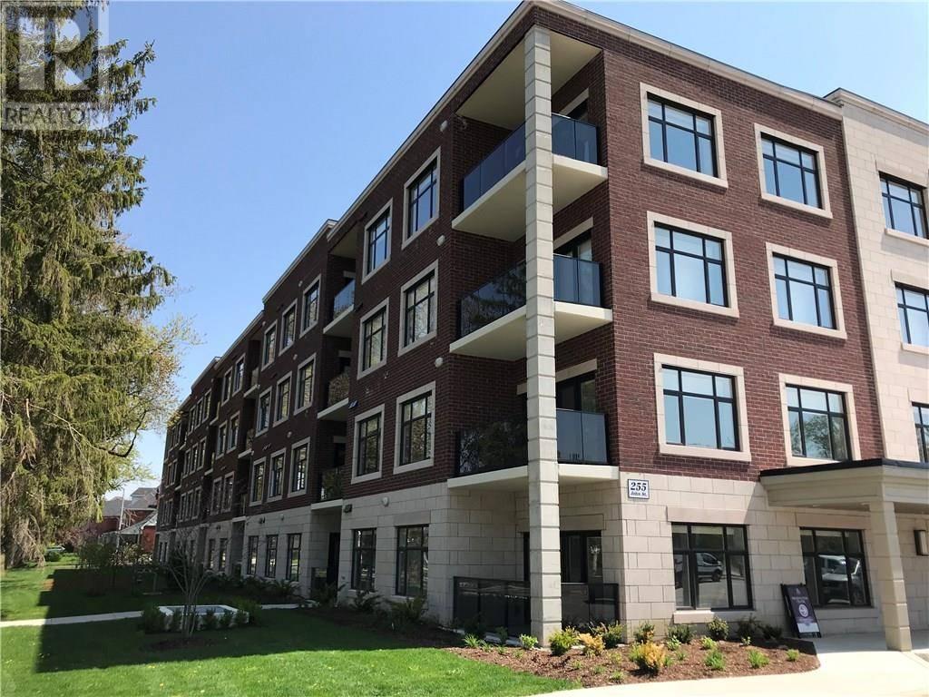 Condo for sale at 255 John St North Unit 412 Stratford Ontario - MLS: 30746012