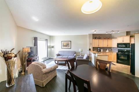 Condo for sale at 263 Macewan Rd Sw Unit 412 Edmonton Alberta - MLS: E4151339