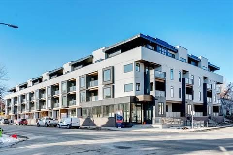 Condo for sale at 3375 15 St Southwest Unit 412 Calgary Alberta - MLS: C4282675