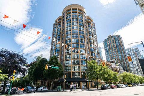 Condo for sale at 488 Helmcken St Unit 412 Vancouver British Columbia - MLS: R2389549