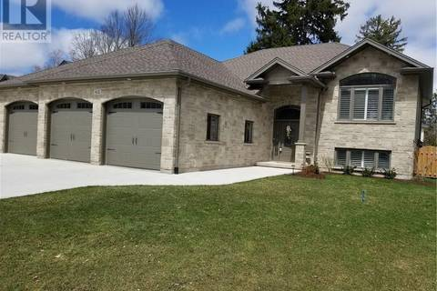 House for sale at 412 4th St West Owen Sound Ontario - MLS: 183084