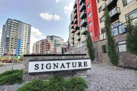 Condo for sale at 5151 Windermere Blvd Sw Unit 412 Edmonton Alberta - MLS: E4164907