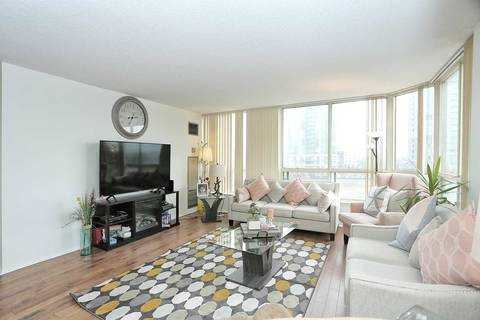 Condo for sale at 55 Elm Dr Unit 412 Mississauga Ontario - MLS: W4415401