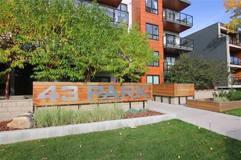 Condo for sale at 811 5 St Northeast Unit 412 Calgary Alberta - MLS: C4267790