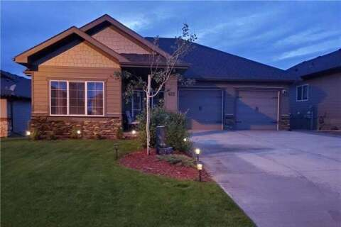 House for sale at 412 Blakeman Point(e) Northeast Turner Valley Alberta - MLS: C4297440