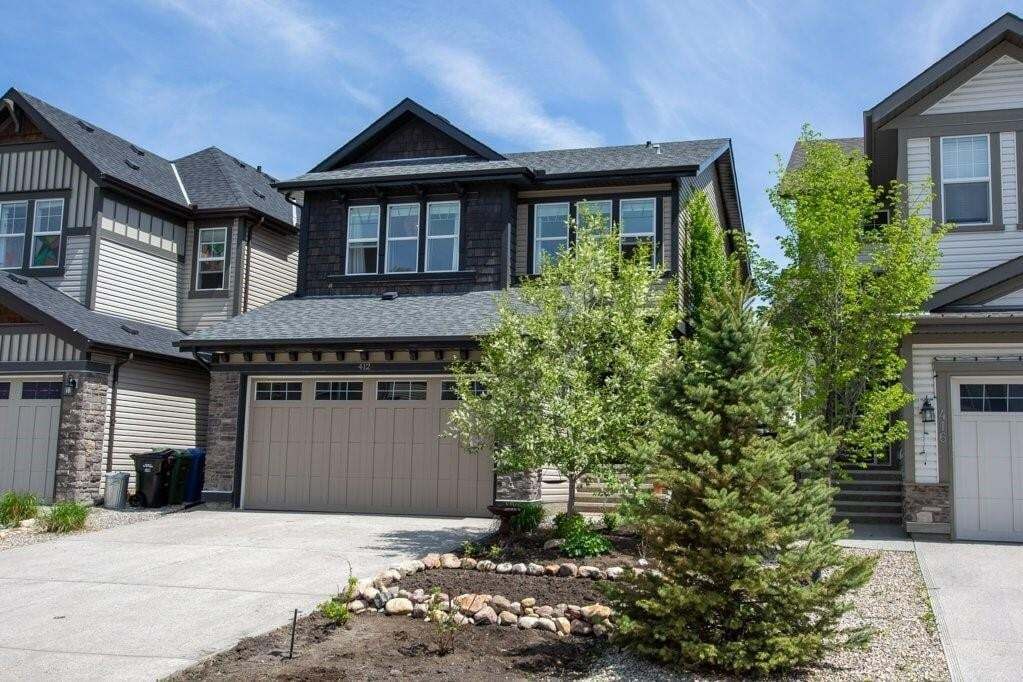 House for sale at 412 Chaparral Valley Wy SE Chaparral, Calgary Alberta - MLS: C4299448