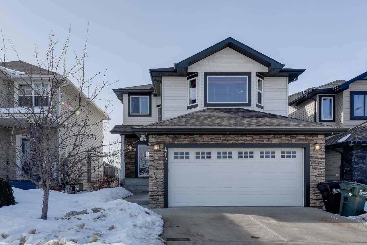 House for sale at 412 Crimson Dr Sherwood Park Alberta - MLS: E4191163