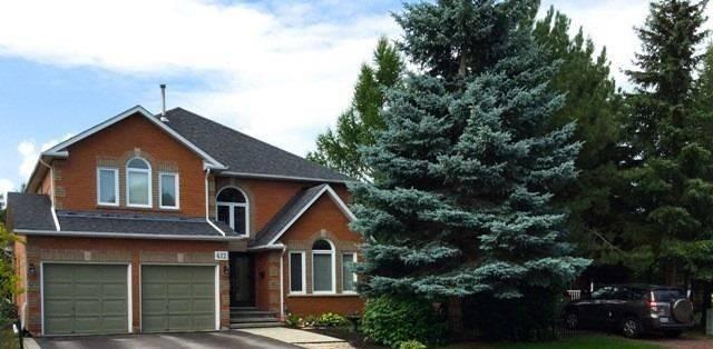 House for sale at 412 Devanjan Circ Newmarket Ontario - MLS: N4372177