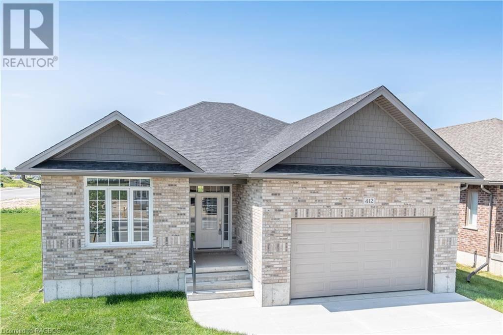 House for sale at 412 Devonshire Rd Port Elgin Ontario - MLS: 208550