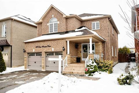House for sale at 412 Forest Fountain Dr Vaughan Ontario - MLS: N4691877