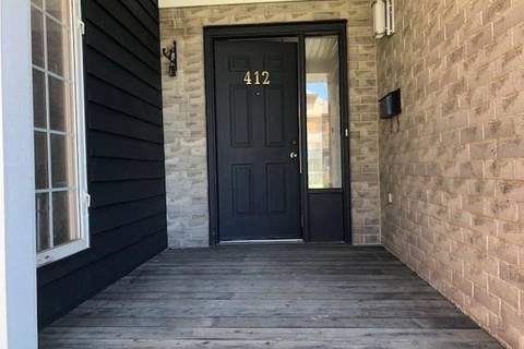 Townhouse for sale at 412 King William St Hamilton Ontario - MLS: X4451433