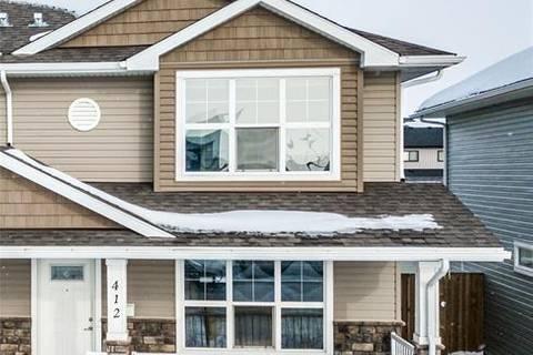 Townhouse for sale at 412 Maningas Bend Saskatoon Saskatchewan - MLS: SK804285