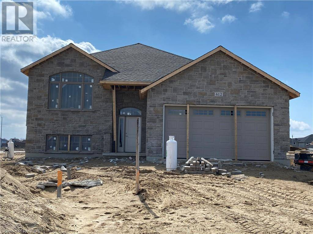 House for sale at 412 Northport Dr Port Elgin Ontario - MLS: 219177