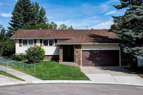 House for sale at 412 Oakhill Pl Southwest Calgary Alberta - MLS: C4258611
