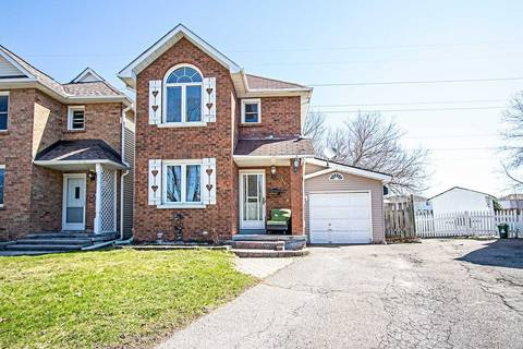 House for sale at 412 Pompano Ct Oshawa Ontario - MLS: E4738444