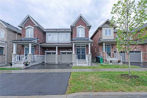 Townhouse for sale at 412 Queen Mary Dr Brampton Ontario - MLS: W4544655