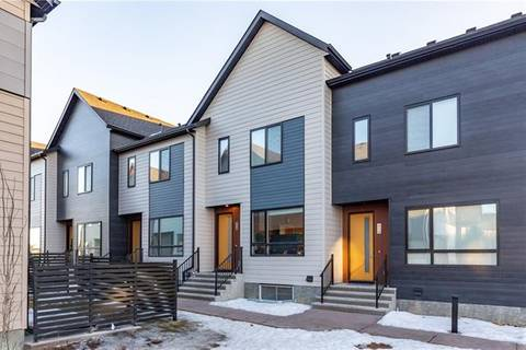 Townhouse for sale at 412 Redstone Cres Northeast Calgary Alberta - MLS: C4284830