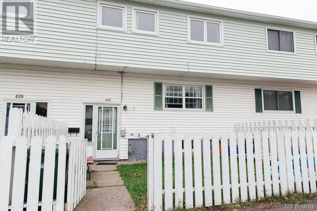 House for sale at 412 Tartan St Saint John New Brunswick - MLS: NB035138
