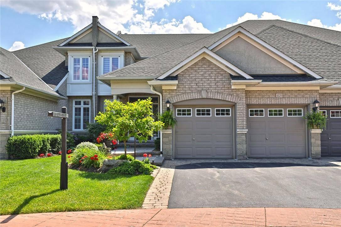 Townhouse for sale at 4120 Stonebridge Cres Burlington Ontario - MLS: H4067613