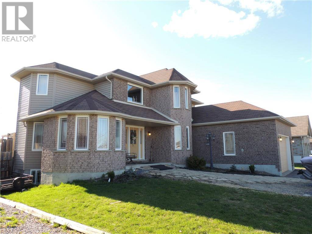 House for sale at 4121 Heritage  Hanmer Ontario - MLS: 2074373
