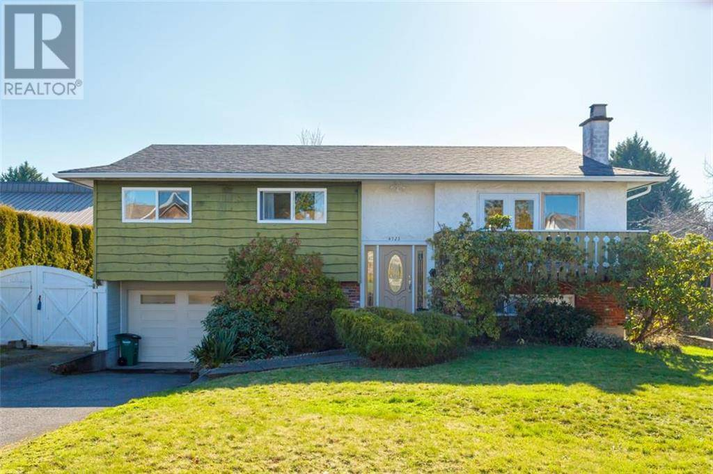 House for sale at 4123 Cabot Pl Victoria British Columbia - MLS: 421326