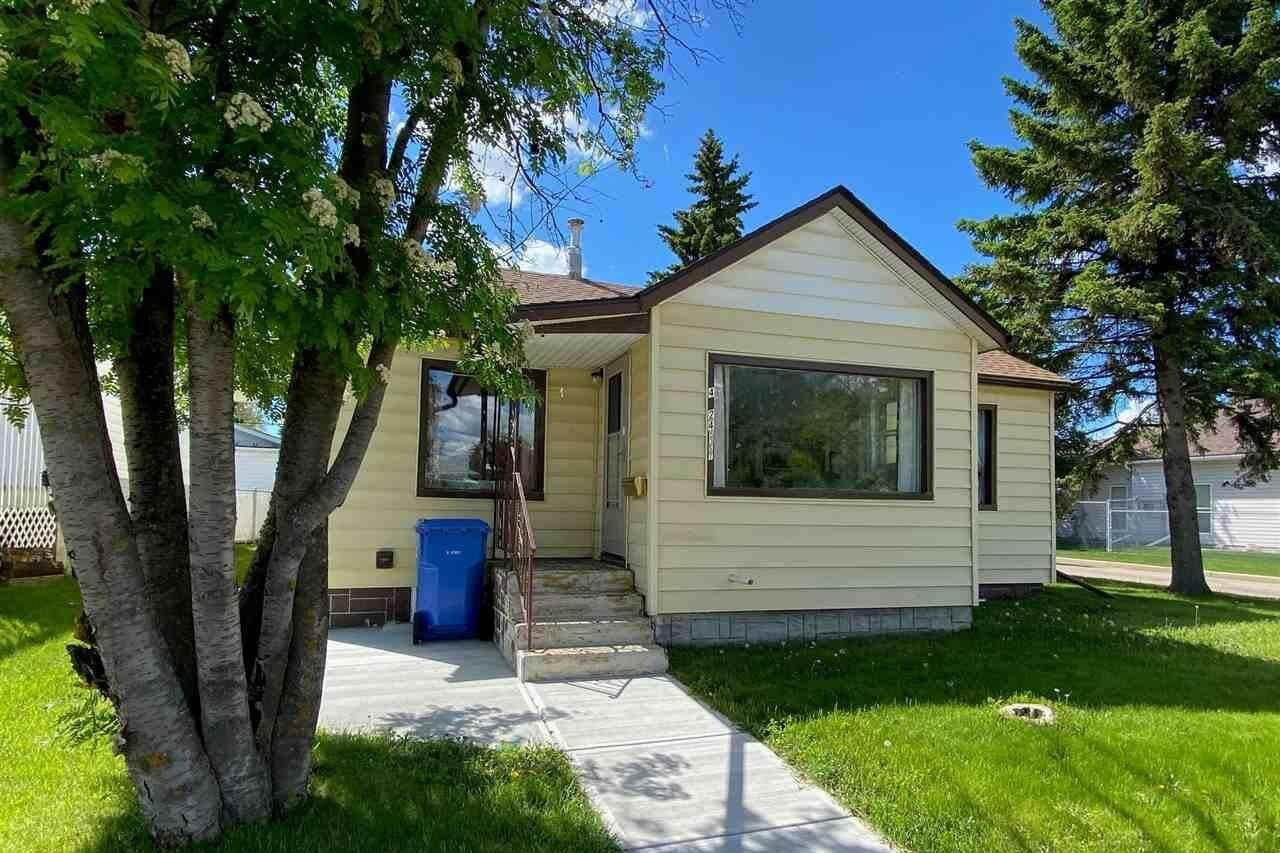 House for sale at 4124 53 St Wetaskiwin Alberta - MLS: E4201219