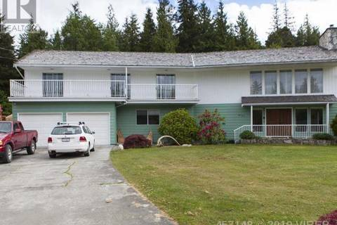 House for sale at 4125 Byng Rd Port Hardy British Columbia - MLS: 457148