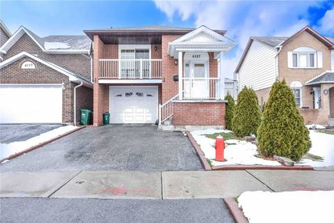 House for sale at 4127 Quaker Hill Dr Mississauga Ontario - MLS: W4650909