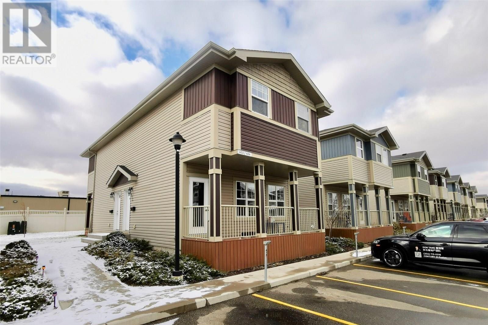 House for sale at 100 Chaparral Blvd Unit 413 Martensville Saskatchewan - MLS: SK830991
