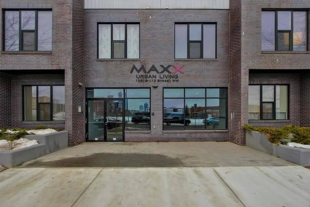Condo for sale at 10518 113 St Nw Unit 413 Edmonton Alberta - MLS: E4181807