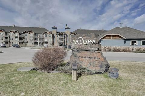 Condo for sale at 207 Sunset Dr Unit 413 Cochrane Alberta - MLS: C4295535